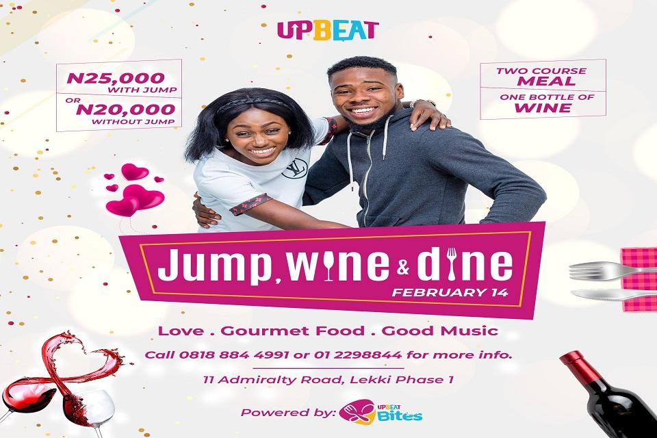 Upbeat Centre Valentine Promo