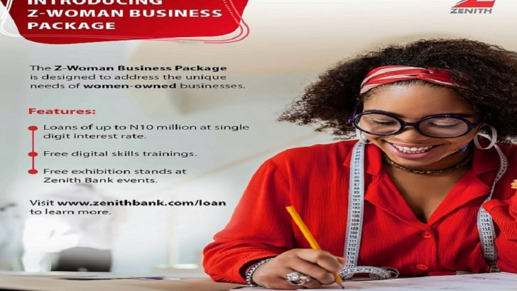 Zenith Bank Promotes Women Empowerment With Z-Woman