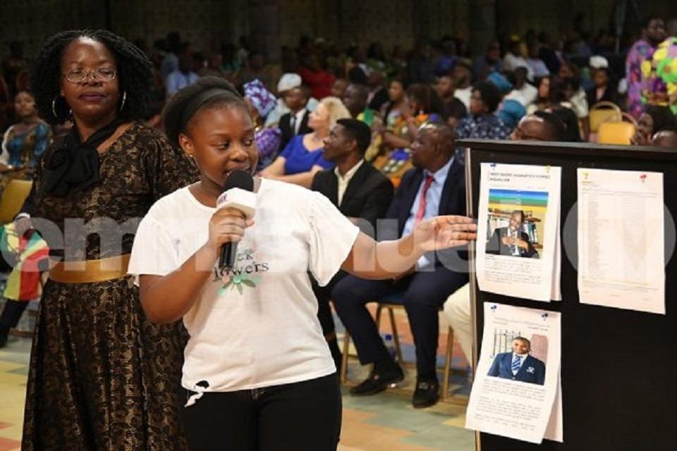 Best Botswana Student