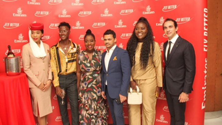 Emirates Holds First Ever Wine Tasting Event in Nigeria