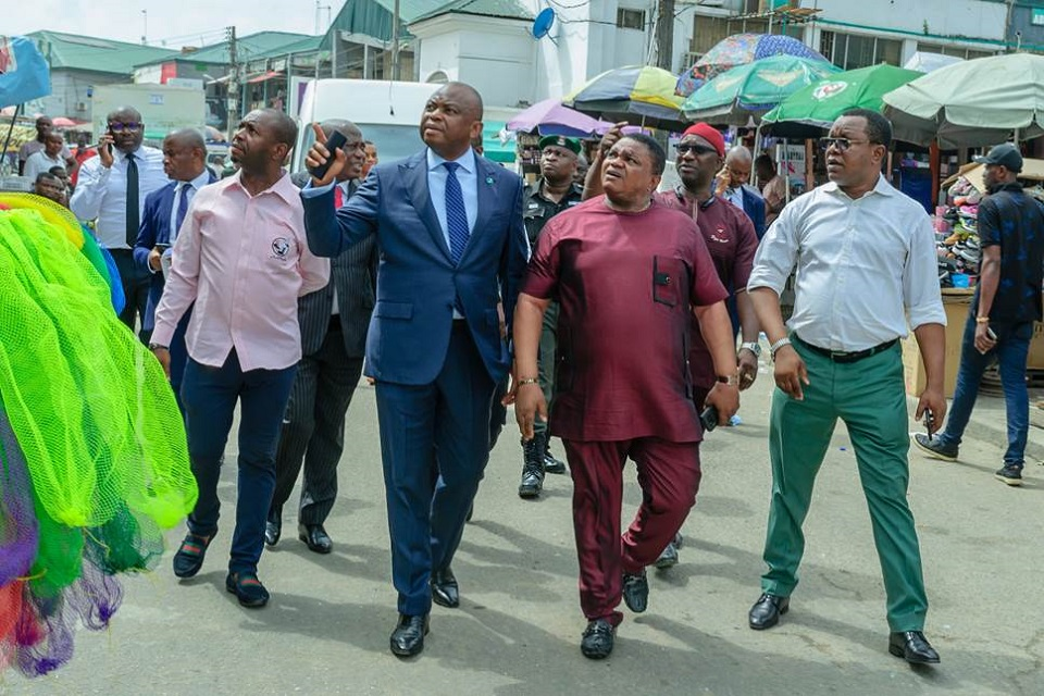 Fidelity Bank Lagos Explosion