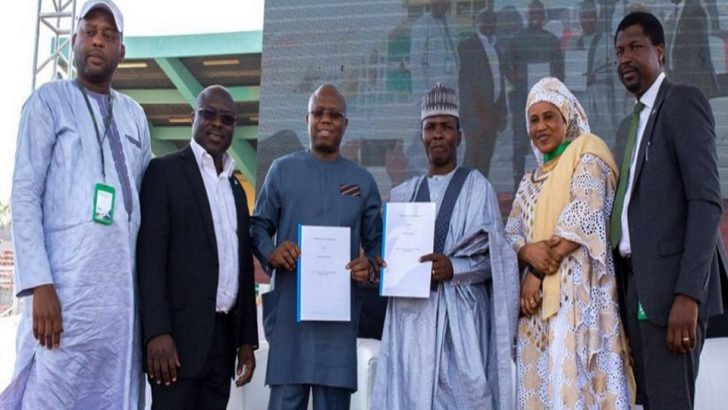 Heritage Bank, GEZAWA to Transform Nigeria's Agric Sector to Huge Commercial Hub