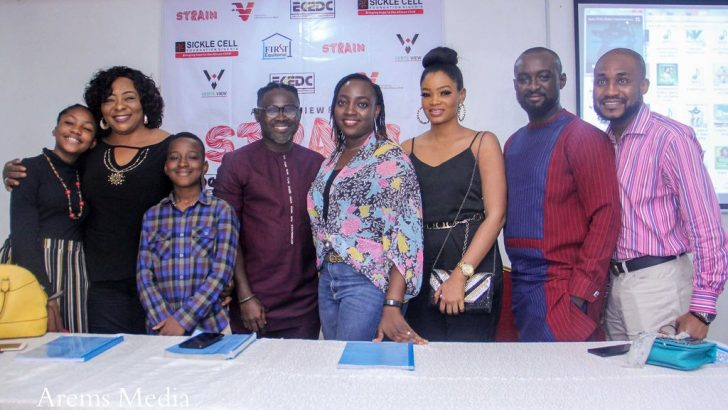 Sickle Cell Themed Movie, STRAIN, Sets for Release Soon