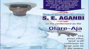 Itsekiri Leaders, NASS Mourn as Stephen Aganbi Dies At 99