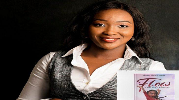 Raquel Daniel Celebrates Menstrual Hygiene Day With New Book 'Flow'