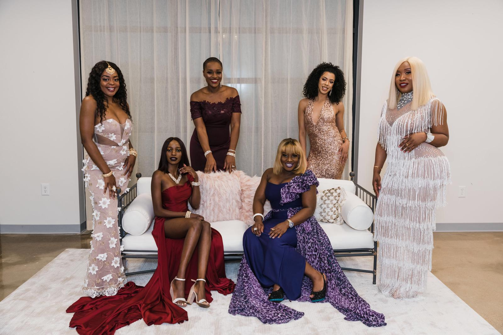 Real Naija Ladies of Dallas Returns This June2