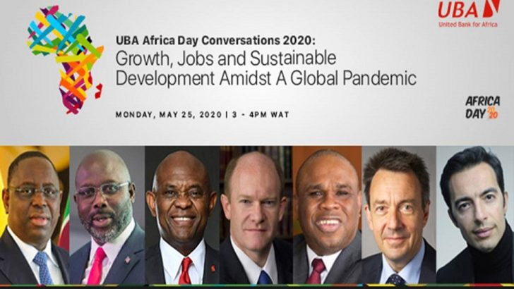 Post COVID-19: Global Leaders Seek Path To Economic Recovery at UBA Africa Day