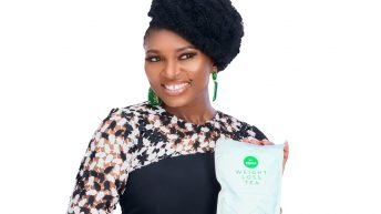 Ufuoma McDermott Becomes New Face of Friska Herbal Teas