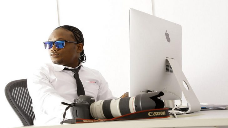 Top Photographer, Bright Izuwa, Celebrates 30th Birthday With N30m Photography Studio In Lagos