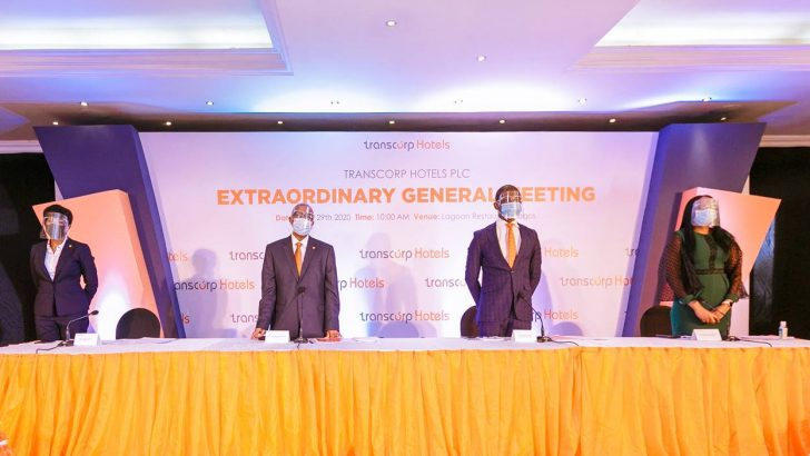 Transcorp Hotels Gets Shareholders' Approval to Raise N10bn Through Rights Issue