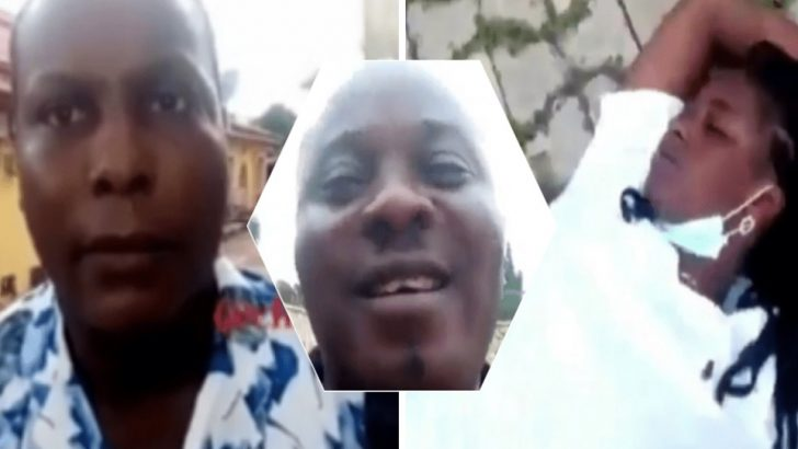 Police Arrests Officers Harassing Lady in Viral Video