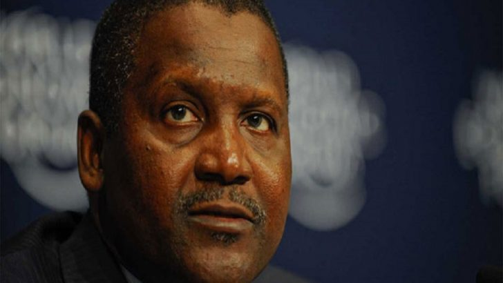 Dangote Urges for Increase in Healthcare Funding