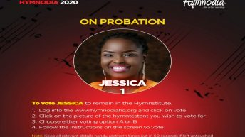 Six Hymntestants on Probation as Contest Intensifies in Hymnodia Season 2