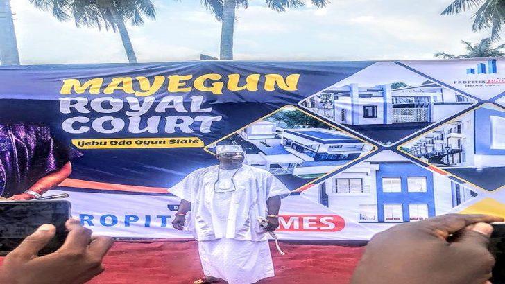 K1 Flags off Mayegun Royal Court in Ijebu Ode