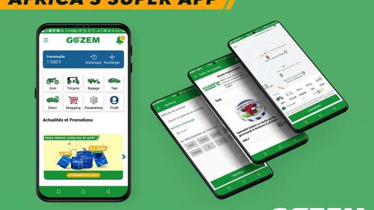 Gozem Officially Launches Its New Super App