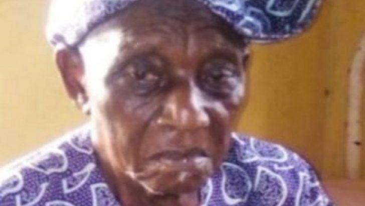 Veteran Yoruba Comic Actor Baba Legba is Dead