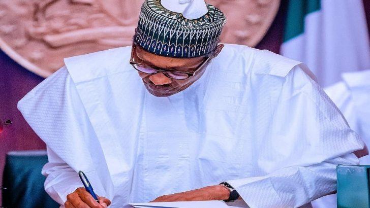 Buhari Signs Nigeria Police Bill 2020 into Law