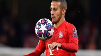Thiago Bids Emotional Farewell To Bayern