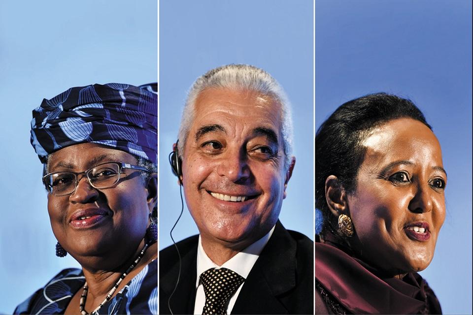 WTO DG candidates