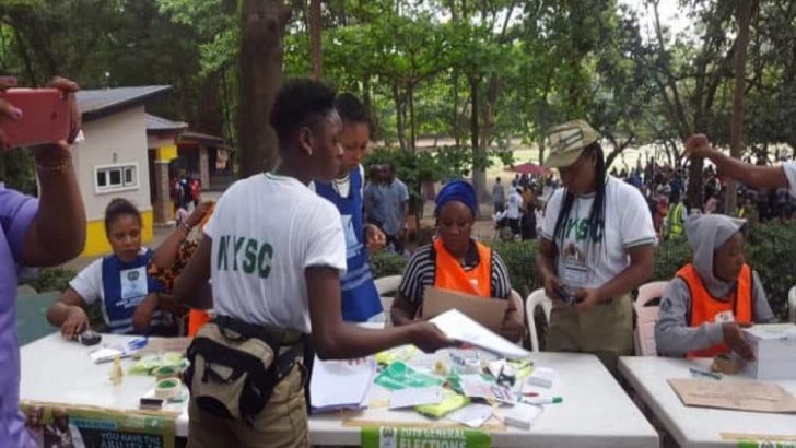 Ondo Election: INEC Begins Recruitment Of NYSC Members As Ad-hoc Staff