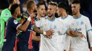 Neymar, 4 Others Sent Off in PSG's Heated Loss to Marseille