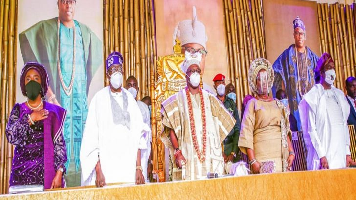 Oniru Holds Coronation Reception, Unveils Development Blueprint