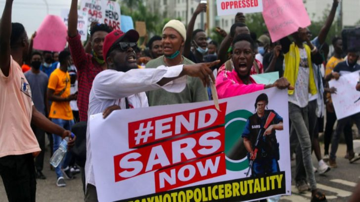 EndSARS Group Stops Receiving Funds, Urges Protesters To Observe Curfew