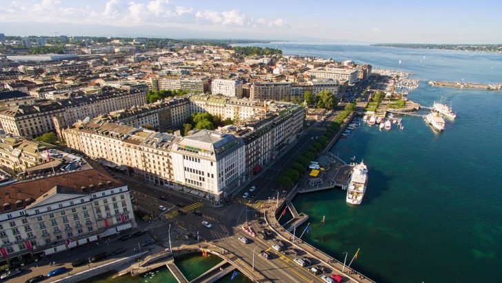 Geneva Adopts Highest Minimum Wage In The World, At $25 Per Hour