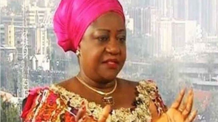 PDP, Situation Room Reject Onochie's Nomination As INEC Commissioner