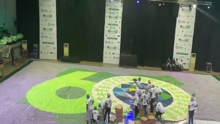 Lagos Puts Nigeria On Guinness World Records