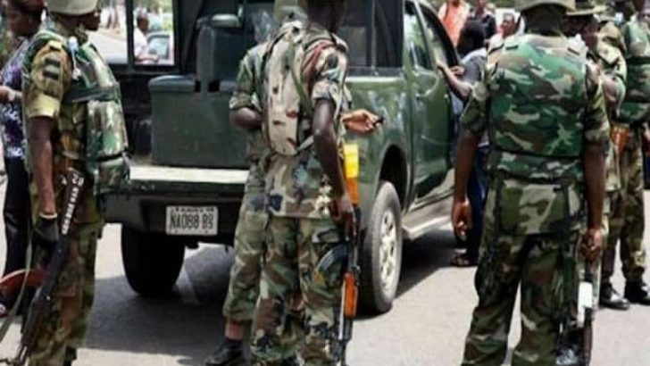 ENDSARS: Nigerian Army Issues Warning To Trouble Makers