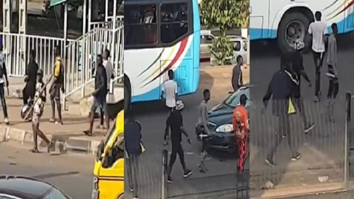 ENDSARS: Lagos Denies Sponsoring Thugs Attack
