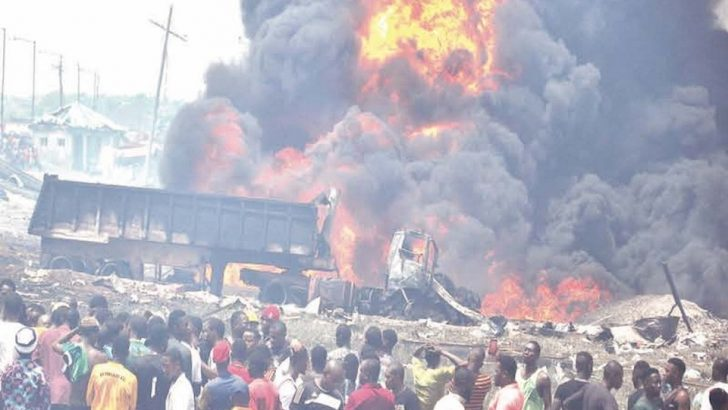 Senate To Investigate Causes of Gas Tanker Explosions