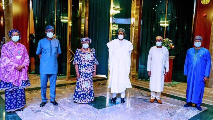 WTO DG: Put Smile On My Face, Okonjo-Iweala Begs Buhari