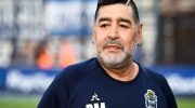Diego Maradona To Be Treated For Alcohol Dependency After Leaving Hospital