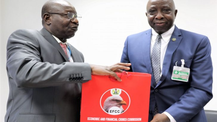 EFCC Seeks Interpol's Support on P&ID, Extradition of Treasury Looters