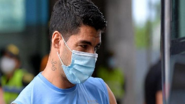 Luis Suarez To Miss Reunion With Barcelona, Tests Positive for COVID-19 Again