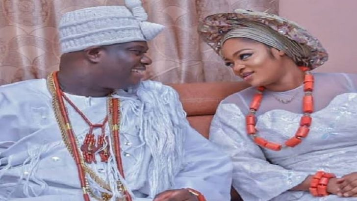 Ooni Of Ife Welcomes Newborn Prince