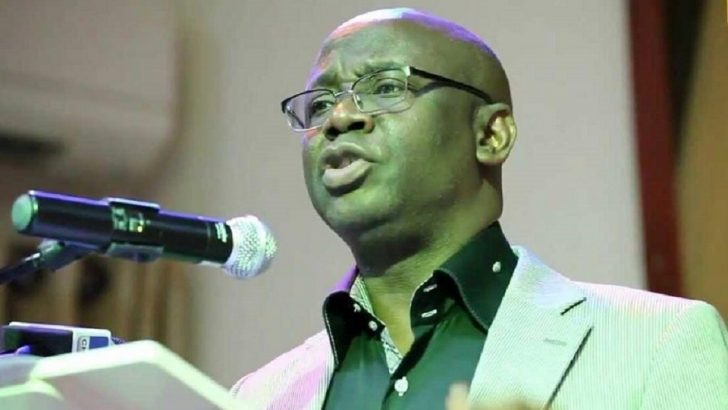 Don't Use Law to Intimidate the Youth—Pastor Bakare Warns Government