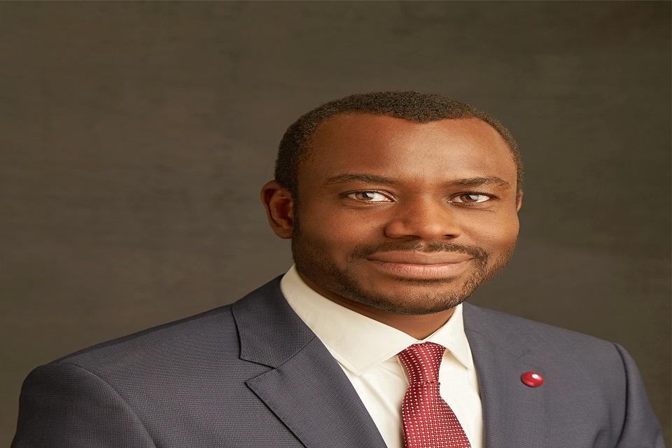 Sterling Bank MD CEO Mr Abubakar Suleiman
