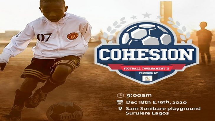 Cohesion Football Tournament Returns For A Second Year