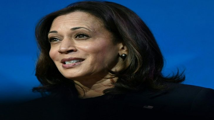 Kamala Harris Is World's Third Most Powerful Woman According To Forbes
