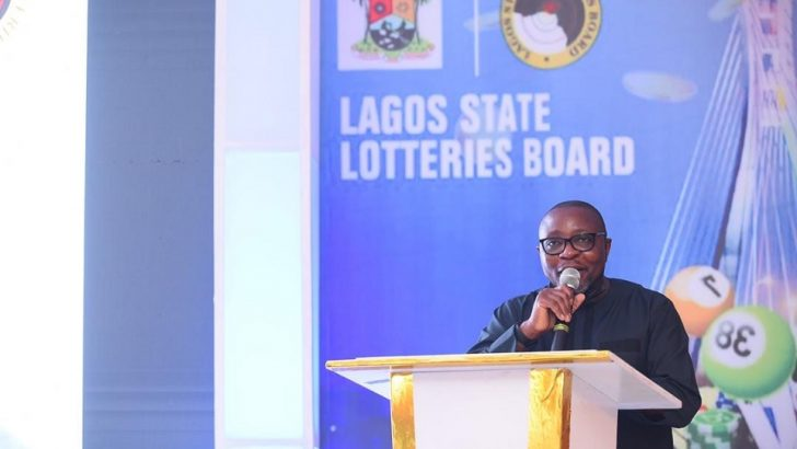Lagos Lotteries Board Exceeds Target By 100%