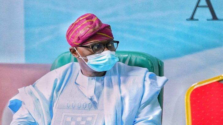 COVID-19: Sanwo-Olu Responding Well To Treatment—Commissioner