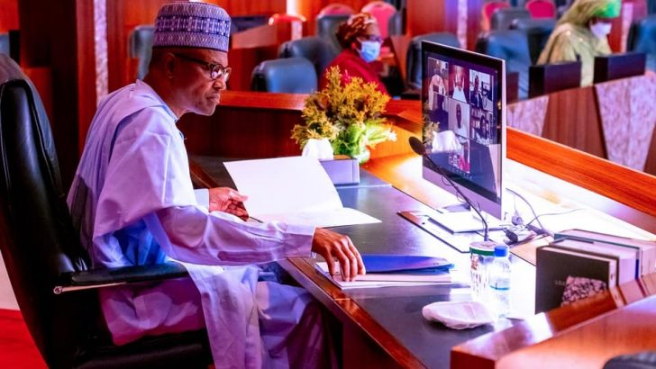 Buhari Orders CBN Not To Give Forex For Food Import