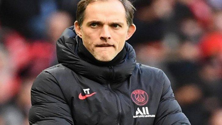 PSG Sack Coach Thomas Tuchel
