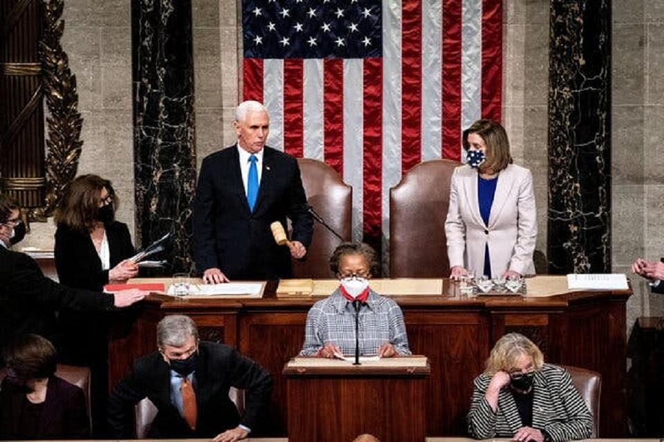 Congress Certify Joe Biden