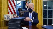 Biden Makes Face Mask Mandatory on Federal Property